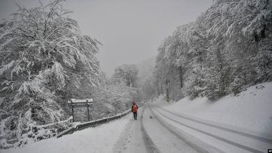 Grandes tormentas de nieve amenazan a viajeros del Día de Acción de Gracias 1