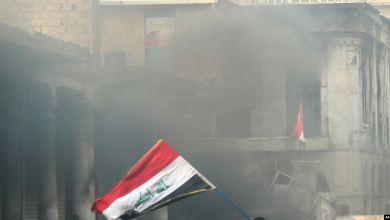 Las protestas iraquíes continúan a pesar del anuncio de renuncia del primer ministro 9