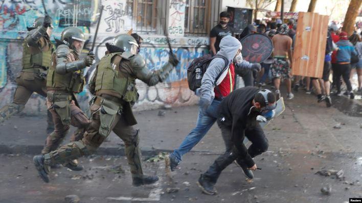 Oficina de Derechos Humanos de la ONU finaliza su visita a Chile 2