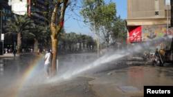 Policia chilena no da abasto, dice el presidente Piñeira 3