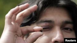 Policía chilena suspende uso de balines en control de protestas 4