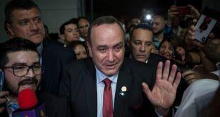 Presidente electo de Guatemala romperá relaciones con el gobierno en disputa de Maduro 1