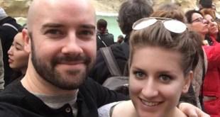 Beau y Jennifer Rothwell