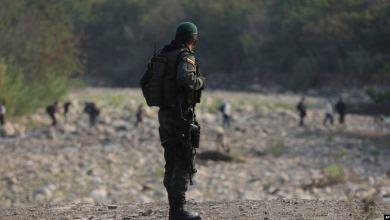 Tres policías asesinados en un bombardeo en el suroeste de Colombia 5
