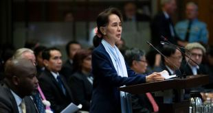 Acusan a Myanmar de genocidio