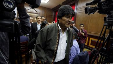 Bolivia: Áñez anuncia inminente orden de arresto contra Evo Morales 6