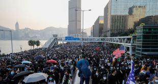 China suspende escalas de buques de guerra de EE.UU. en Hong Kong 1
