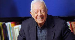 Expresidente de EE.UU. Jimmy Carter es hospitalizado nuevamente 9