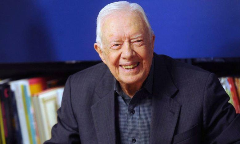 Expresidente de EE.UU. Jimmy Carter es hospitalizado nuevamente 1