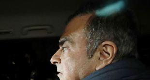 Expresidente de Nissan acusado en Japón huye al Líbano 7