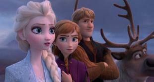 """""""Frozen 2"""" de nuevo al frente en las recaudaciones en cines"""
