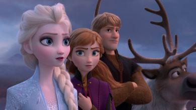 """Photo of """"Frozen 2"""" de nuevo al frente en las recaudaciones en cines"""