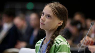 Greta Thunberg elegida Persona del Año por TIME
