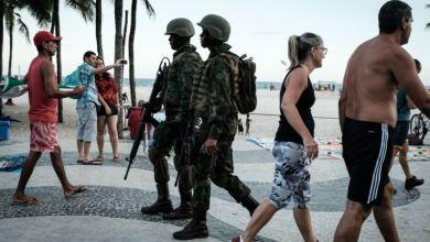 Más de 2.000 policías custodiarán festejos de Año Nuevo en Rio de Janeiro 2