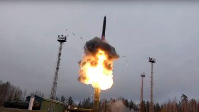 Photo of Misil hipersónico ruso Avangard listo para misiones de combate