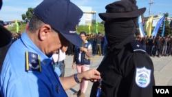 Nicaragua: Policía condecora a agentes que participaron en cuestionada operación en Masaya 3