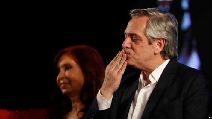 Presidente electo de Argentina ya tiene gabinete 4