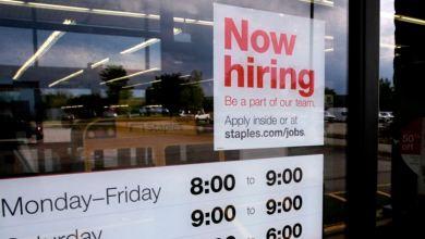 Solicitudes subsidios por desempleo EE.UU. caen en última semana 5