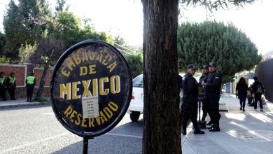 Sube tensión diplomática entre los gobiernos de México y Bolivia 3