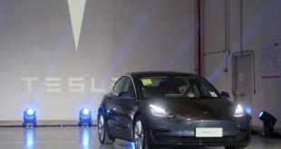 Tesla entrega primer sedán Modelo 3 fabricado en China en menos de un año 5