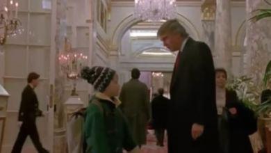 Photo of Trump bromea sobre su escena cortada en película 'Home Alone 2' en Canadá