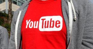 Camiseta de YouTube