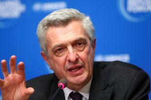 """ACNUR alerta en Davos sobre el reto de millones de """"refugiados climáticos"""" 33"""