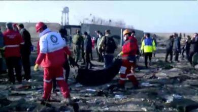 Avión ucraniano se estrella en Teherán con 176 personas a bordo 2