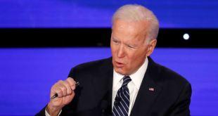 Biden dice que consideraría a O'Rourke, Castro o Harris para su gabinete 13