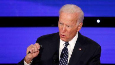 Biden dice que consideraría a O'Rourke, Castro o Harris para su gabinete 8