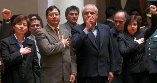 Candidatos del MAS escogidos por Evo Morales causan rechazo en Bolivia 17