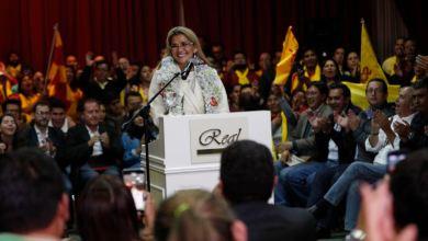Photo of Candidatura de Áñez desata controversia en Bolivia