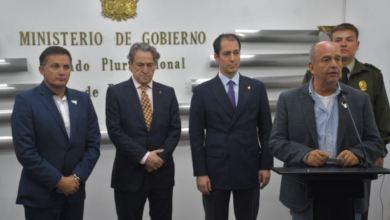 Concluye encuentro entre Bolivia y la UE por aliviar tensión diplomática con España 5