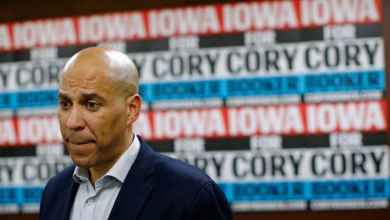 Photo of Cory Booker pone fin a su candidatura para nominación demócrata