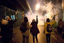 Crece enojo en Irán por derribo de avión; estallan protestas 6
