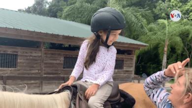 Danna Isabella: La terapia y su amor por los caballos alivian una anomalía congénita 3