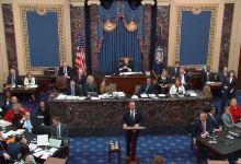 Photo of Demócratas entran en segundo día de argumentos en juicio político a Trump en el Senado