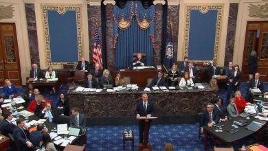 Demócratas entran en segundo día de argumentos en juicio político a Trump en el Senado 6