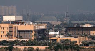 Dos cohetes caen dentro de la 'Zona Verde' en Irak sin causar bajas 9