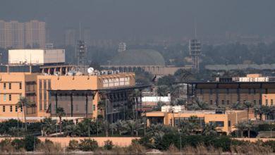 Dos cohetes caen dentro de la 'Zona Verde' en Irak sin causar bajas 2