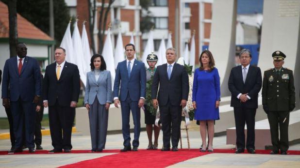 En Cumbre Contra el Terrorismo, EE.UU. denuncia presencia de Hezbolá en Venezuela 1