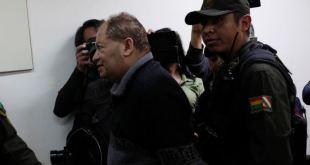 Enviado a prisión Carlos Romero, exministro de Evo Morales 9