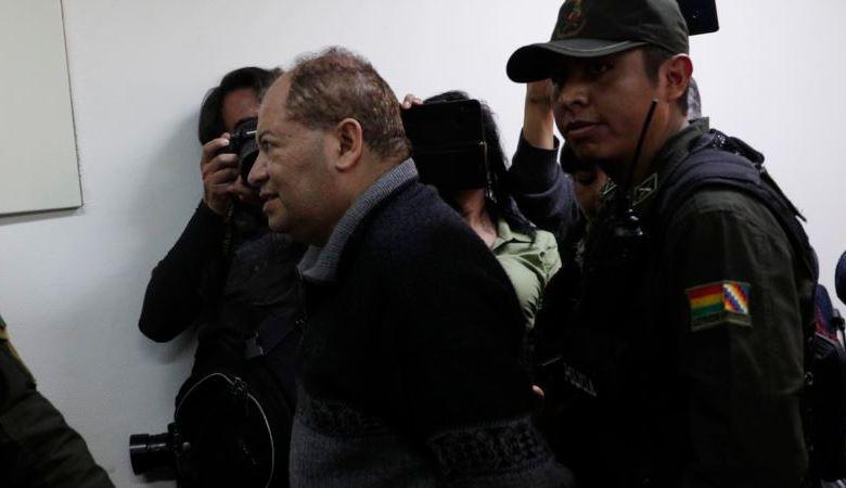 Enviado a prisión Carlos Romero, exministro de Evo Morales 1