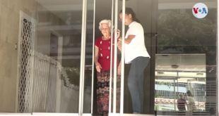 """""""Hijos suplentes"""" ayudan a los ancianos dejados atrás por la migración venezolana 17"""
