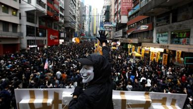 Photo of Hong Kong: Cientos de manifestantes arrestados en protestas de Año Nuevo
