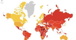 Informe Tl: Venezuela y Nicaragua los países más corruptos en América Latina 5
