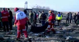 Irán enviará las cajas negras del avión siniestrado a Ucrania 19