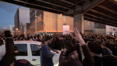 Irán: Estudiantes denuncian a líderes del país en tercer día de protestas 2