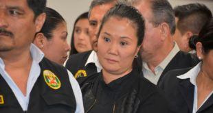 Justicia peruana decide si envía de nuevo a prisión a Keiko Fujimori 15