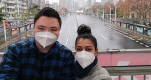 """Latinas en Wuhan: """"Conforta"""" preocupación china para controlar coronavirus 11"""